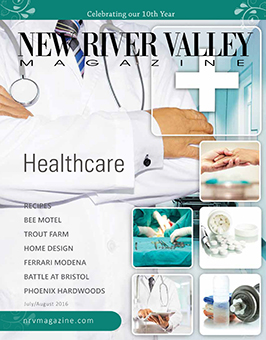 NRV Magazine July-August Issue 2016