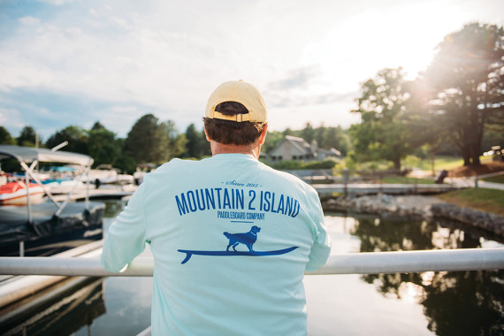 Come Get Away . . . with Mountain 2 Island Paddleboard Company