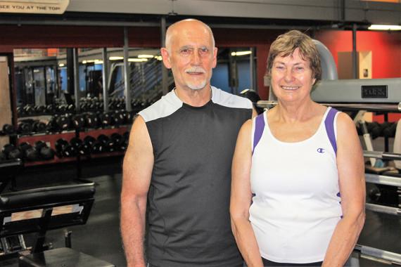 Lifelong Fitness  ~   Lifelong Friendships