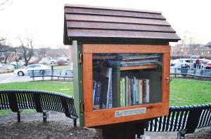 Little libraries