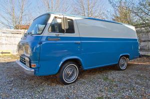 1966 Econoline Van 4