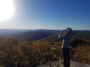 Sunset Bald Knob-t