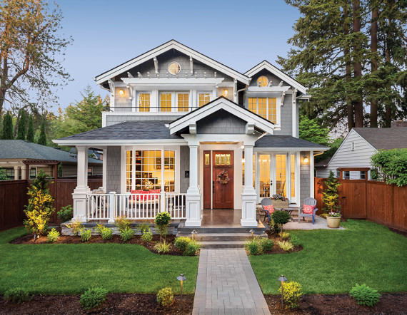 Curb Appeal ~ The First Impression