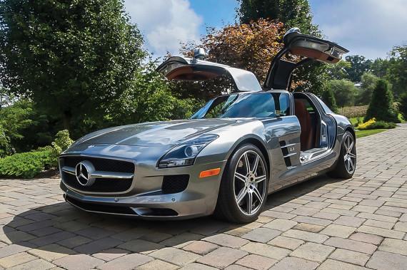 Mercedes AMG Gullwing