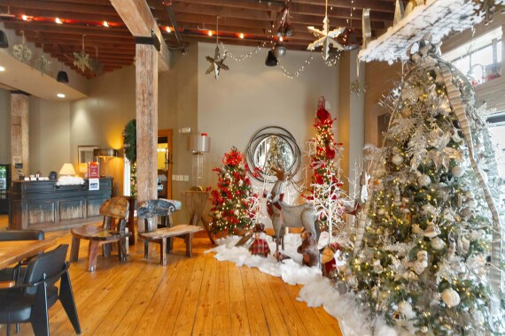 Small Business . . . at Christmas Time