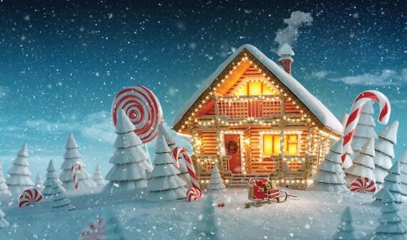 Local holiday décor aficionados amp up  the average lighting display